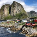 Fishing Village Norway