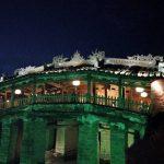 Hoi An Lantern City. The Japanese Bridge. Salah satu icon Hoi An City.