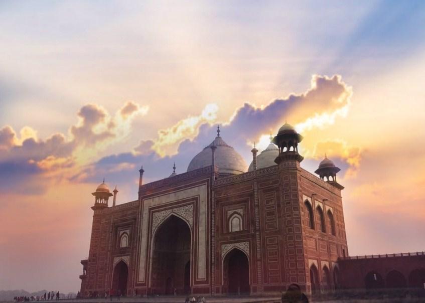 Destinasi wisata di  India, Agra dan Jaipur