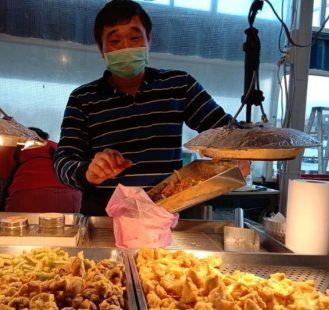 Kuliner malam di Taiwan