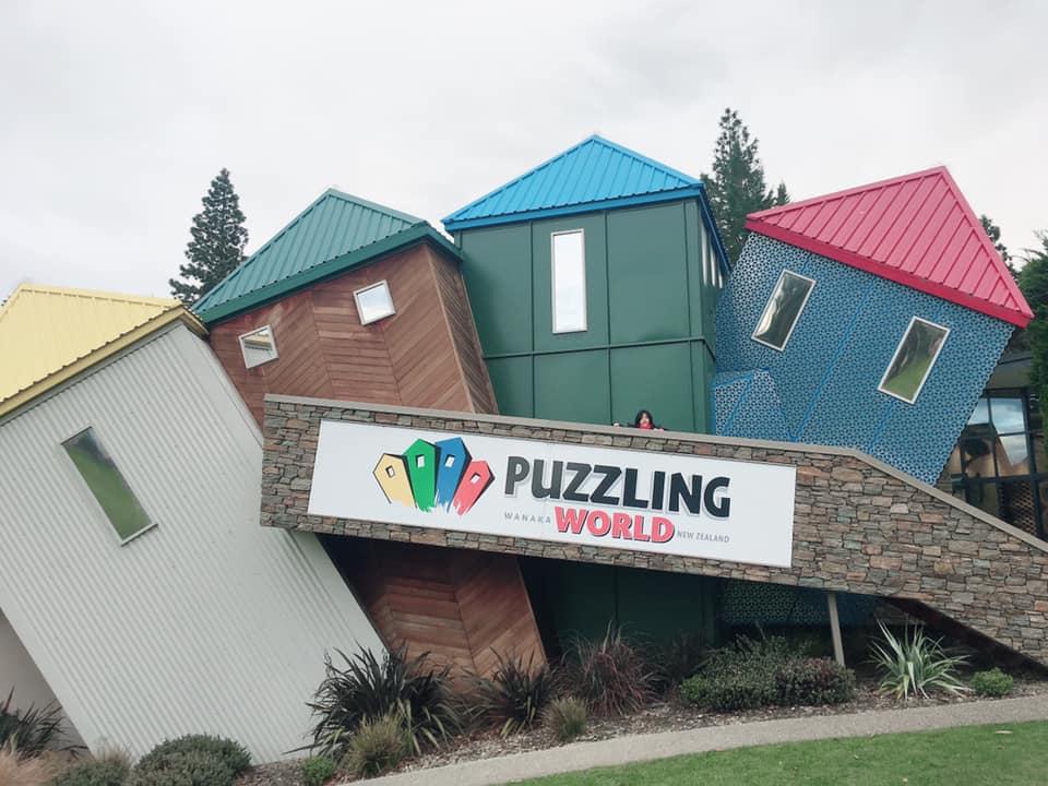 Puzzling World Wanaka <a class=